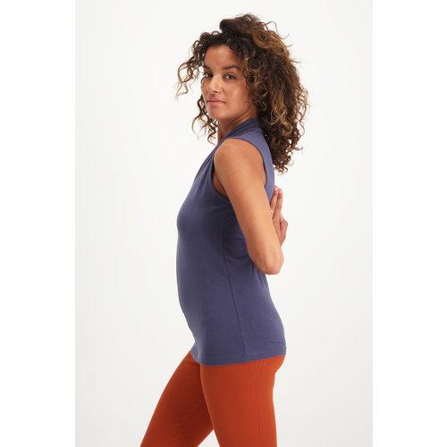 Urban Goddess Yoga Top Mudra in der Farbe Rock