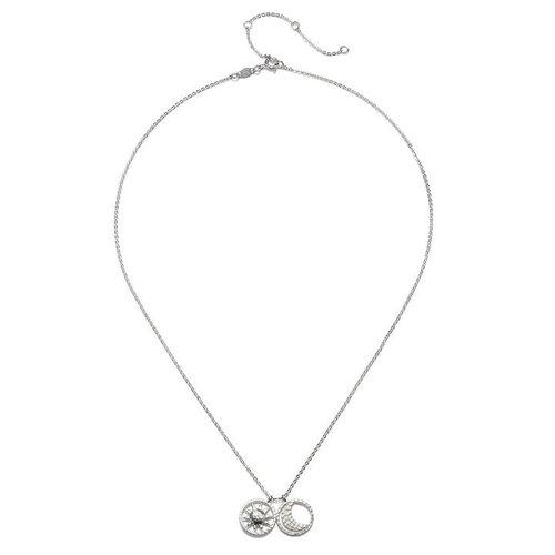 Satya Jewelry Kette mit Sonne und Mond