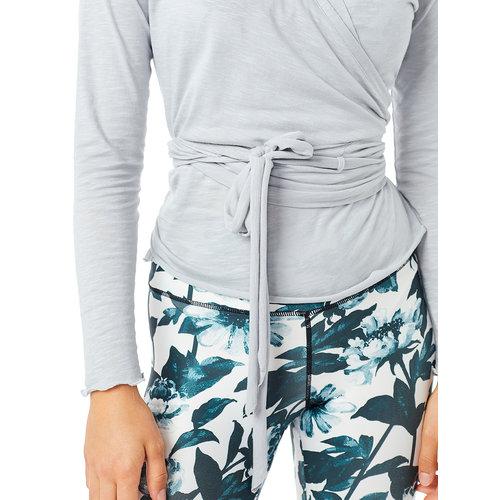 Mandala Fashion Easy Wrap in der Farbe Grey