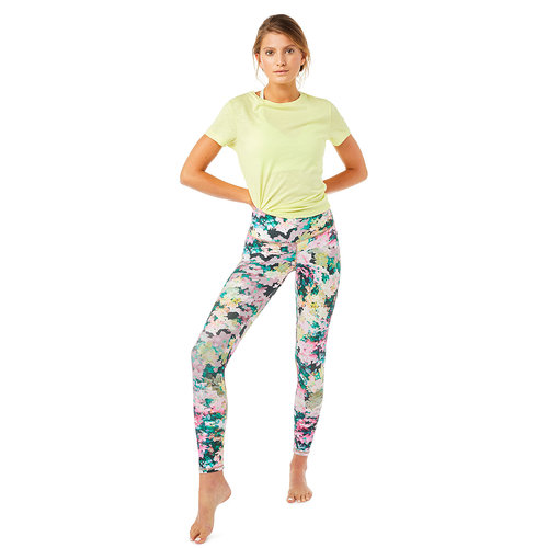 Mandala Fashion Fancy Print Leggings Bali Boho