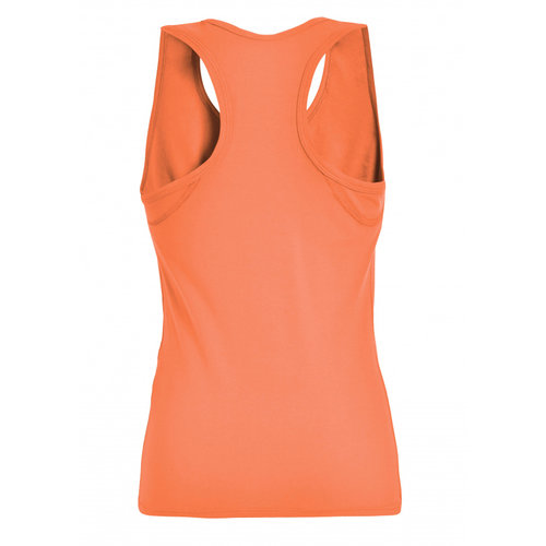 DEHA Racer Back Yoga Top in der Farbe Nektarine Orange