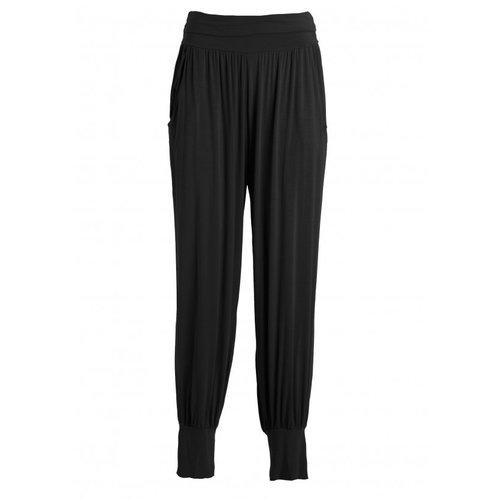 DEHA Yoga Harem Pants in der Farbe Schwarz