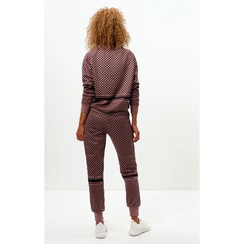 OGNX Sweater Keffiah in der Farbe rosé