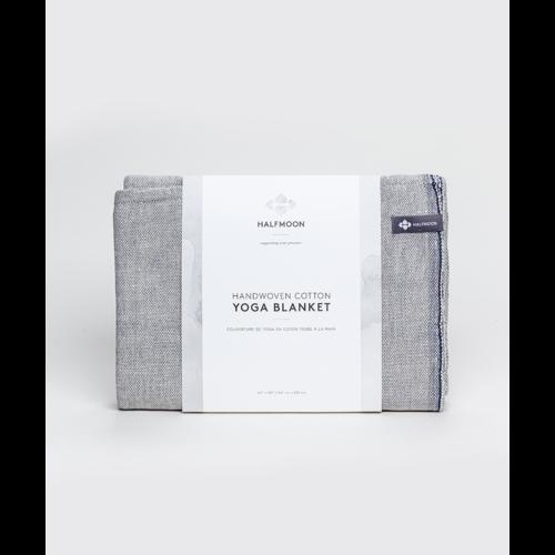 Halfmoon Yoga Cotton Yoga Blanket