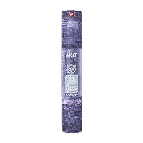 Manduka Yogamatte Naturkautschuk EkoLite 4 mm - Hyacith Marbled