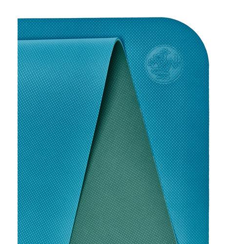 Manduka Rutschfeste Yoga Matte Begin  - Farbe Bondi Blue