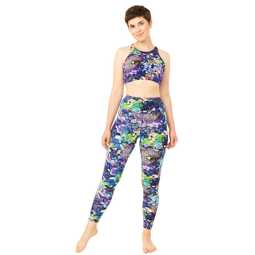 Mandala Fashion Fancy Bra in dem Print Blooming Waters