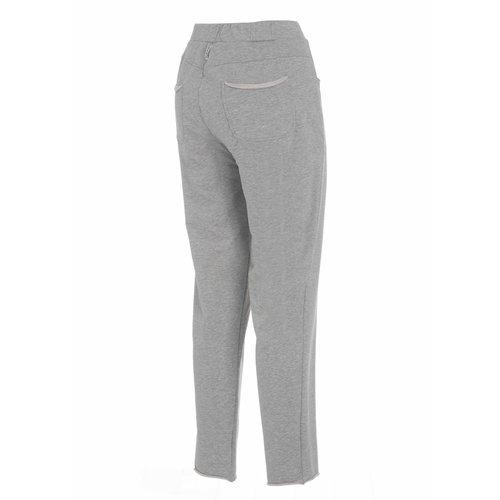 DEHA Yoga Slim Fit Pants in der Farbe Hellgrau