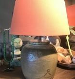 De Appelgaard Tafellamp pot met kap