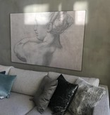 De Appelgaard Wanddecoratie schets