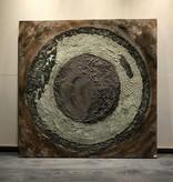 De Appelgaard Schilderij cirkel