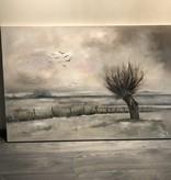 De Appelgaard Schilderij natuur
