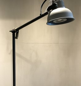 Frezoli Vloerlamp grijs of zwart