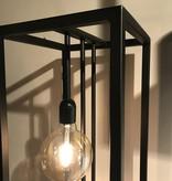 Steel en Style Vloerlamp steel