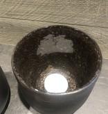 De Appelgaard Waxinelichtje bruin