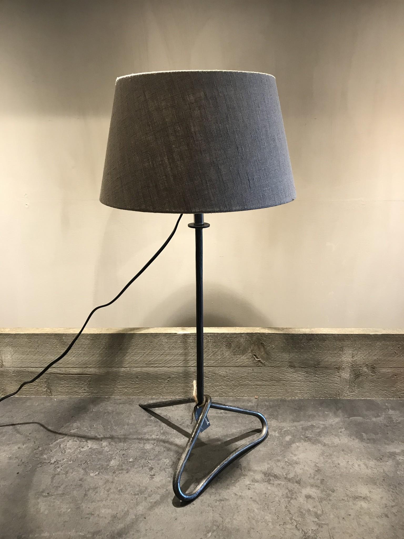 De Appelgaard Stalen tafellamp