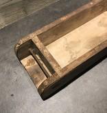 De Appelgaard Houten plank met vakken