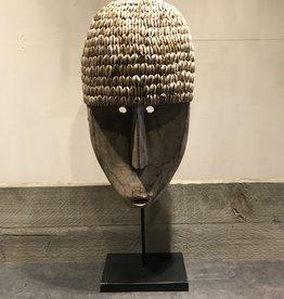 De Appelgaard Masker met schelpen