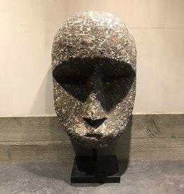 De Appelgaard Masker op standaard
