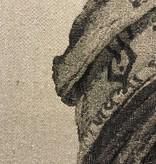 De Appelgaard Foto op linnen doek