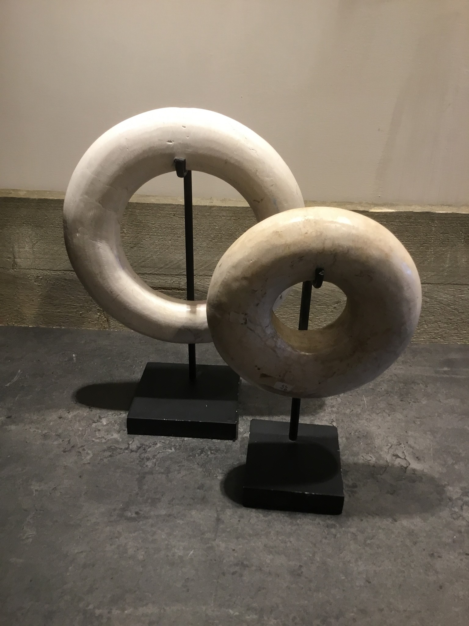 Marmer ring klein