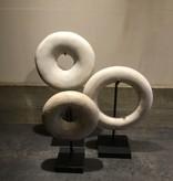 Marmer ring groot