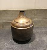 Koperen vaas groot