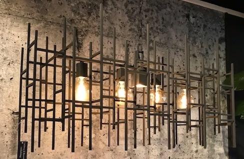 Steel en Style Hanglamp Dylan