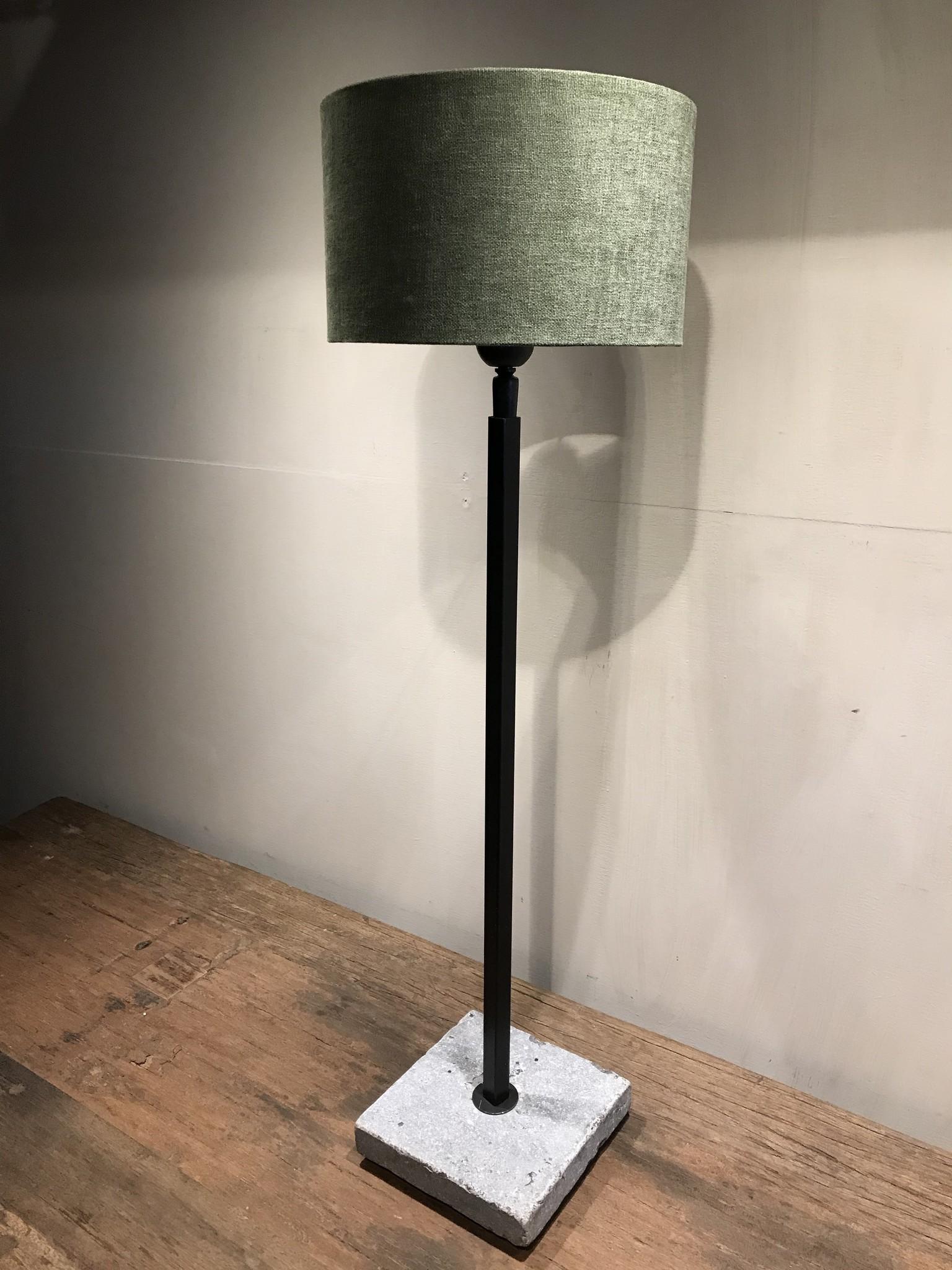 Lampenkap groen