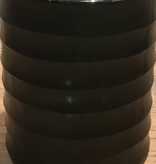 Waxinelichthouder donkergroen groot