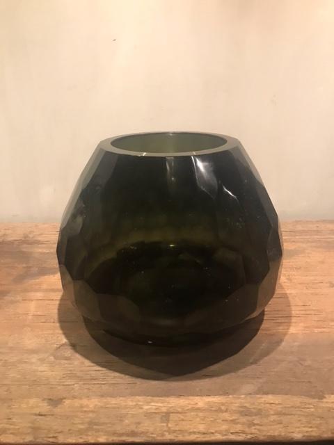 Vaas groen groot
