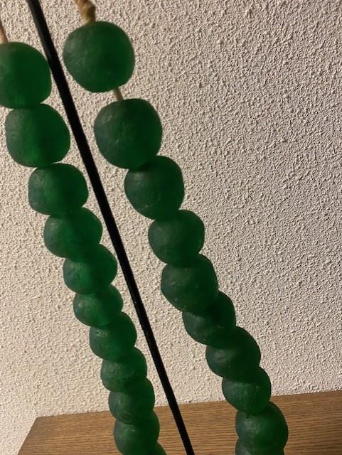 kralen ketting Groen