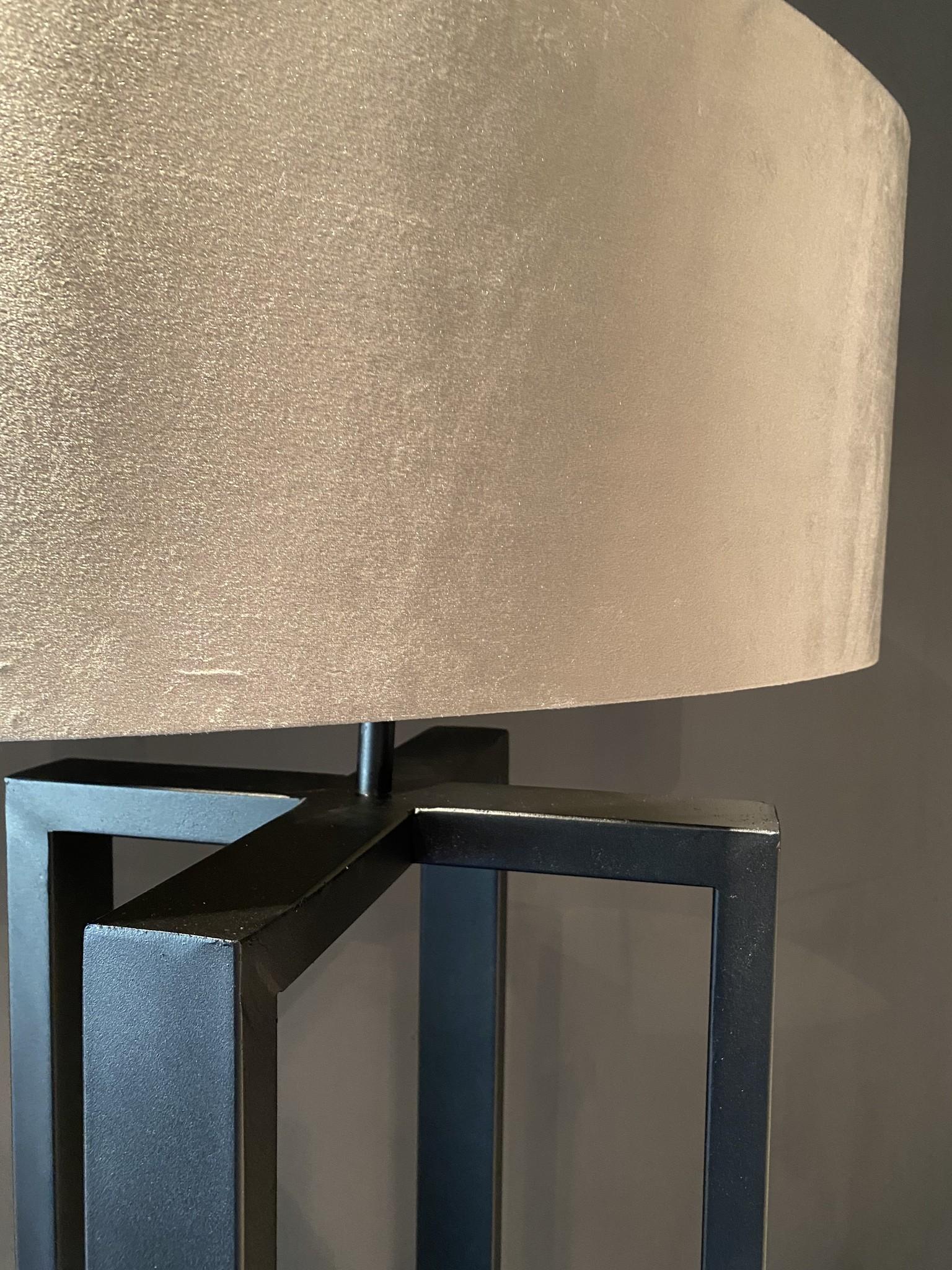 Steel en Style Vloerlamp Jake