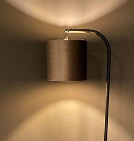 Steel en Style Vloerlamp James