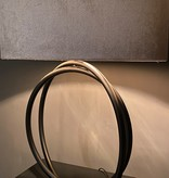 Steel en Style Tafellamp Milan