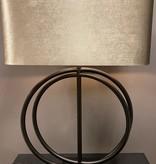Steel en Style Tafellamp Dex
