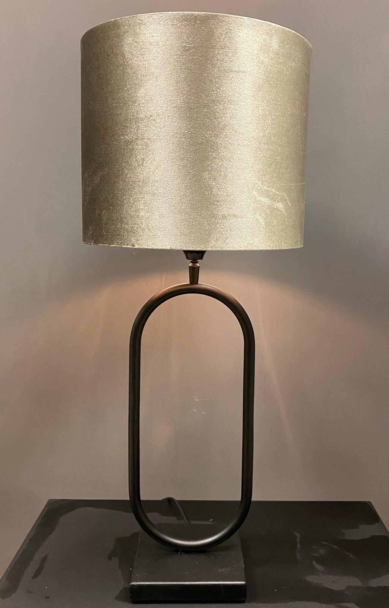Steel en Style Tafellamp Juul