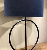 Steel en Style Tafellamp Finn