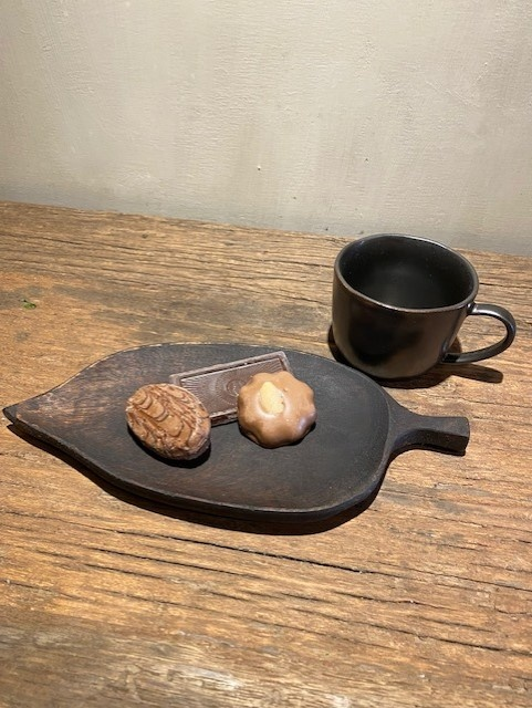 blad schaaltje (bonbon)