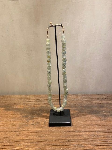 Kralenketting Groen