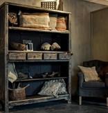 De Appelgaard Wandkast hout donker