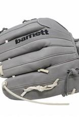 """Guanto da baseball FL-115, alta qualità, pelle, infield / outfield 11 """", grigio chiaro"""