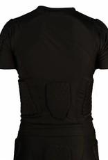FS-09 compressione T-shirt con maniche corte, 4 pezzi integrati, per il calcio americano