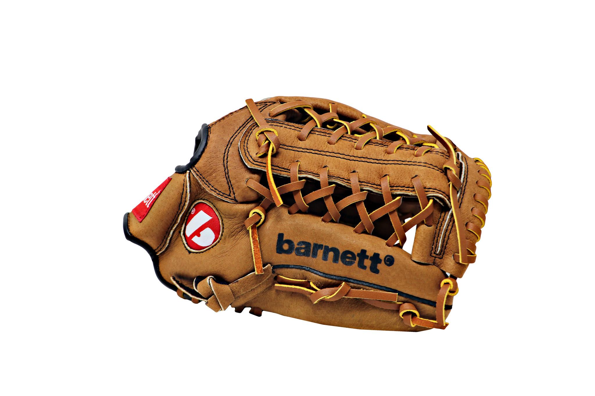 "SL-125 Guantone da baseball, pelle, infield/outfield, 12,5"", marrone"