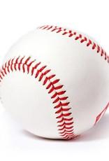 BS-1 Palle da baseball, principianti, 9'', bianco, 12 pz