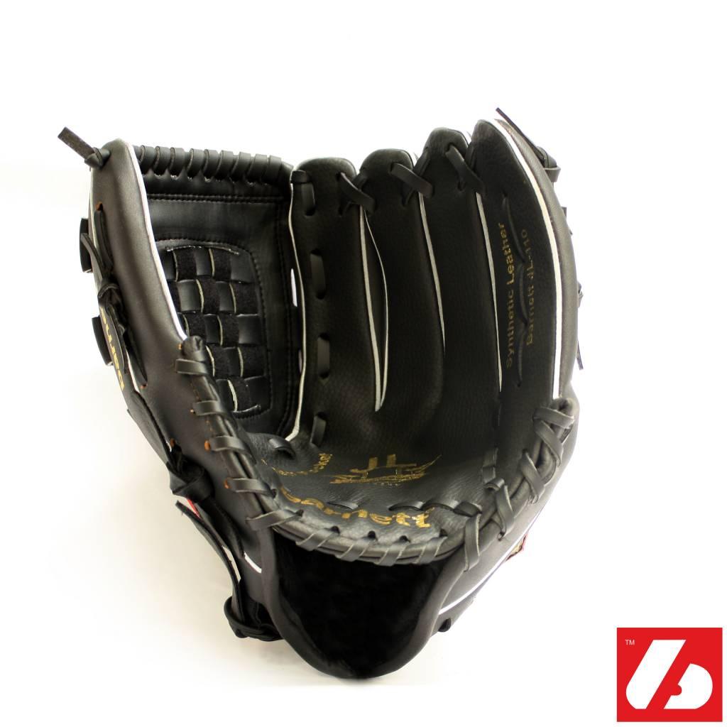 """JL-110 Guantone composito da baseball, principiante, infield, 11"""", nero"""