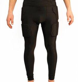 barnett FS-07 pantalones de Compresión, 5 piezas integrados, para el fútbol Americano