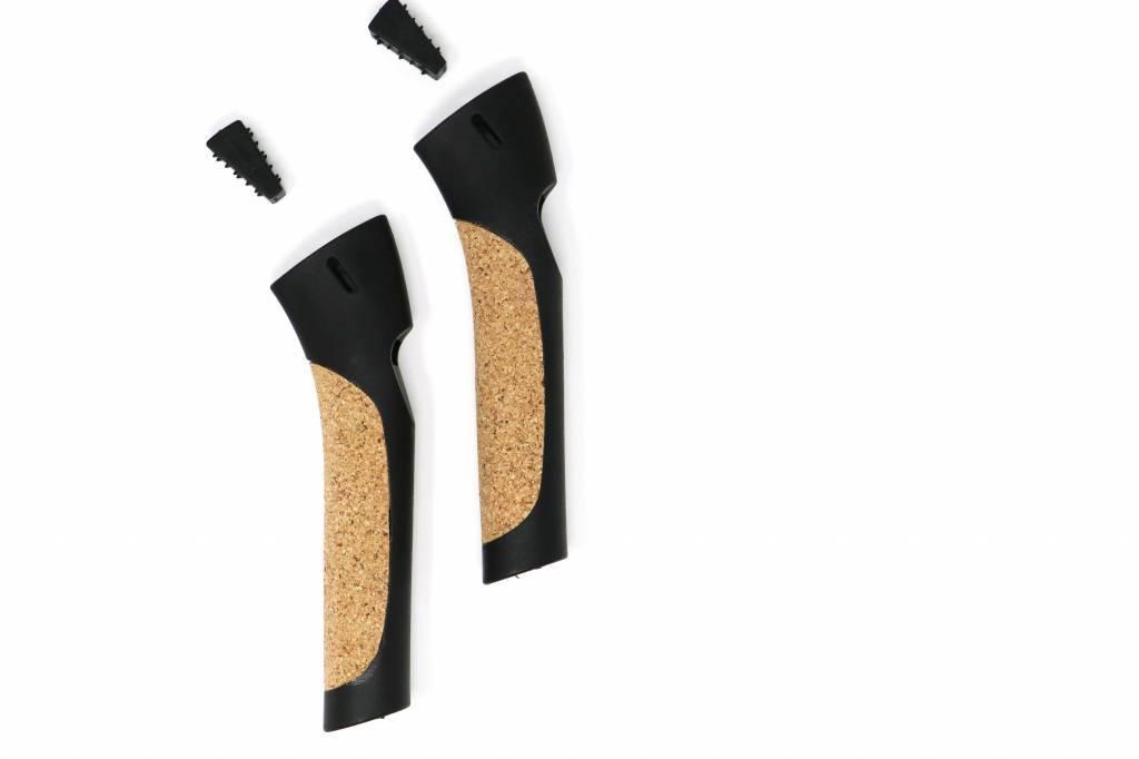 barnett XH-01 Manijas de esqui de fondo (X2)