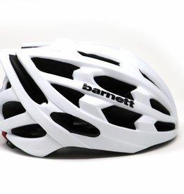 Barnett KS29 Casco de Bicicleta y Roller Ski, BLANCO