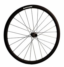 Barnett WRC-01 TUBELESS DISC Carbon Bike Wheels (par)